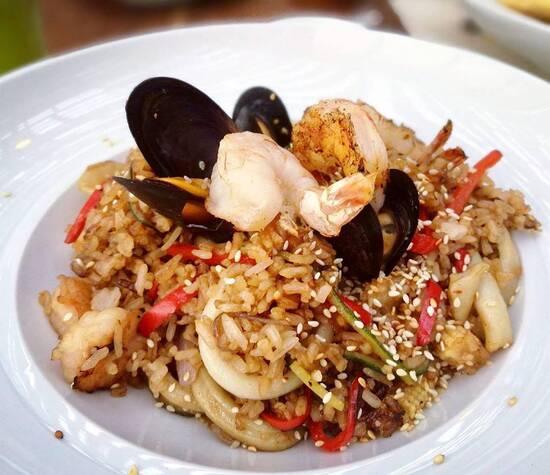 El Fish Market Restaurante de Puerto