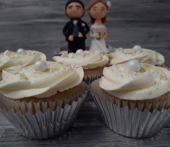 Cupcakes con Crema Kute