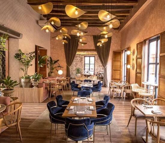 Mar y Zielo Restaurante