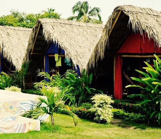 The Tiki Hut Hostel