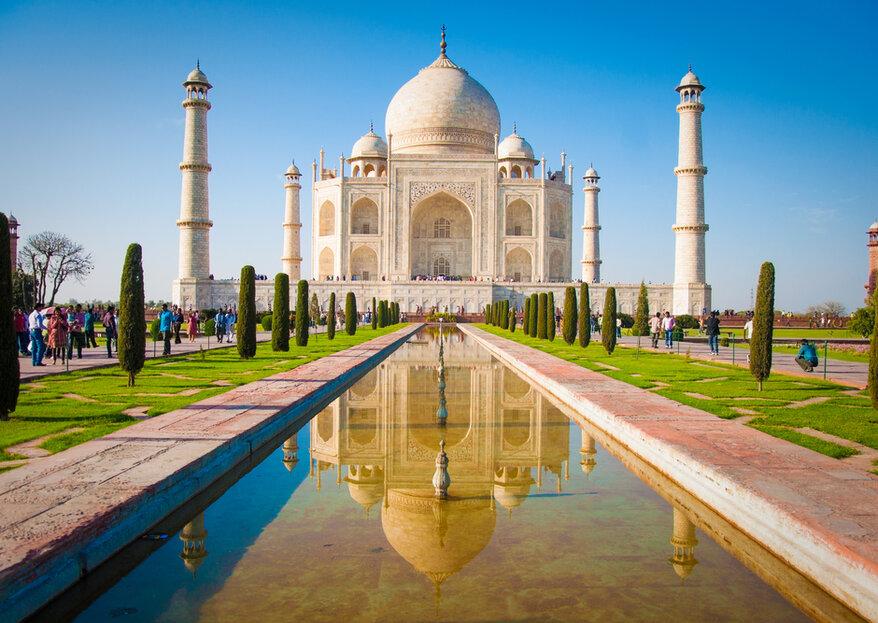 Luna de miel en la India: ¡como en un cuento de las mil y una noches!