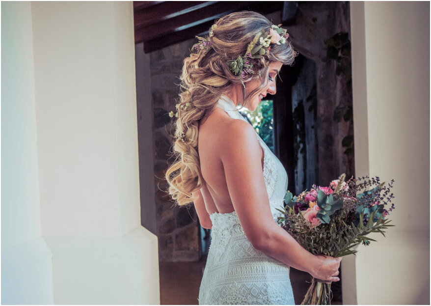 Cómo elegir el peinado de novia: ¡con esta guía acertarás y brillarás!