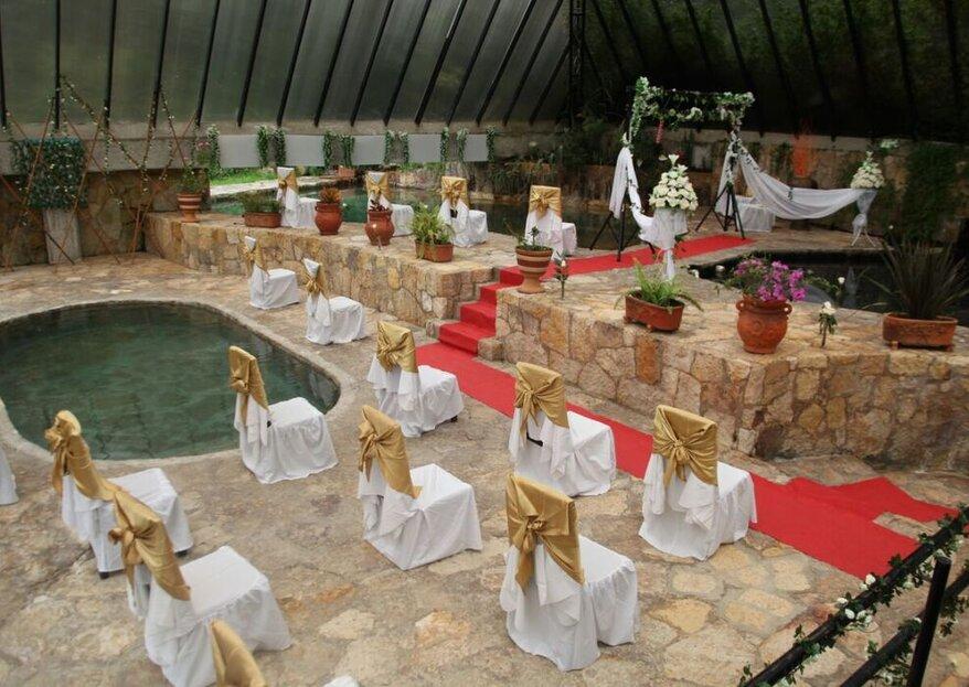 Las bodas naturales de Club Dhuchi