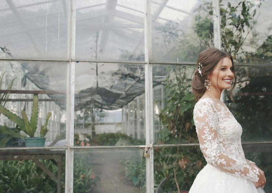 Las cuatro características que te harán decir: este es mi vestido de novia