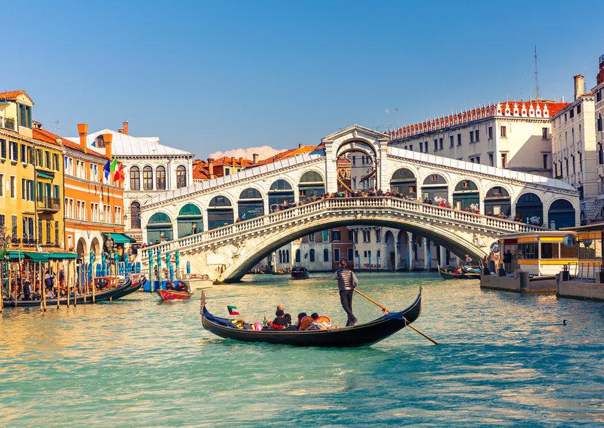 Luna de miel en Venecia: guía para disfrutar de esta ciudad italiana