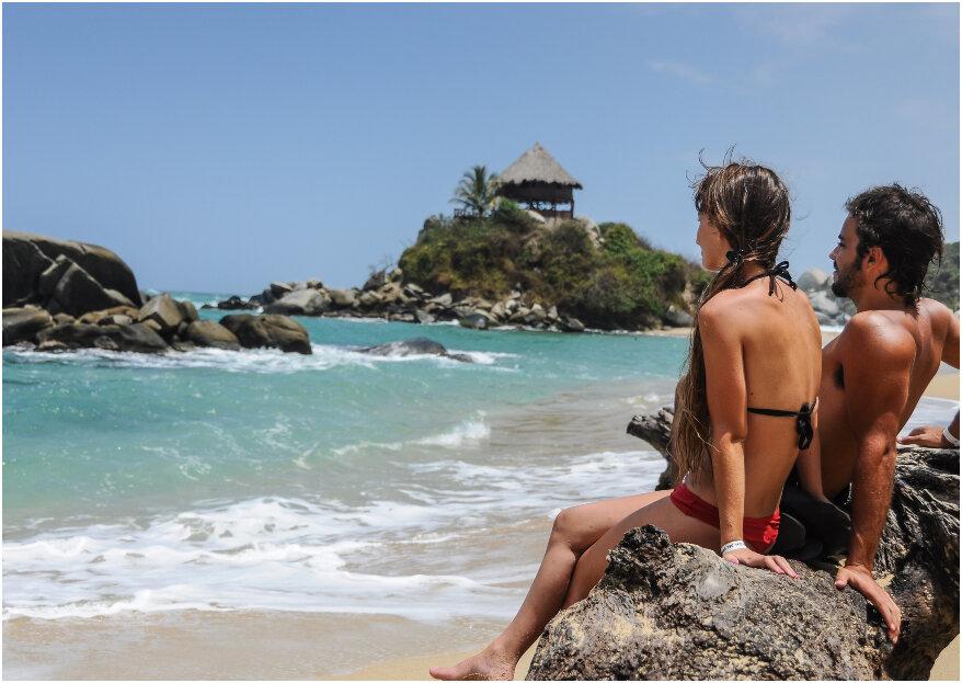 10 paisajes colombianos para visitar en pareja: ¡tesoros de norte a sur!