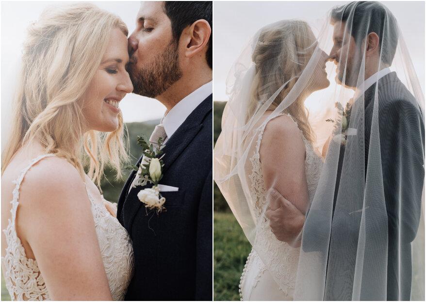 Katt y Juan, una boda destino en Bogotá que desbordó magia y amor