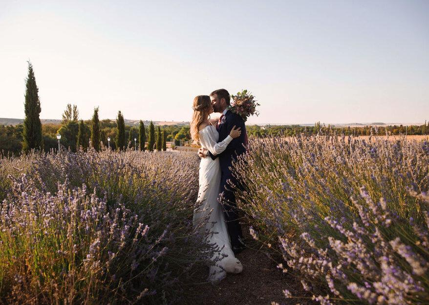 El clima ideal para tu boda, ¡en estos lugares lo encontrarás!