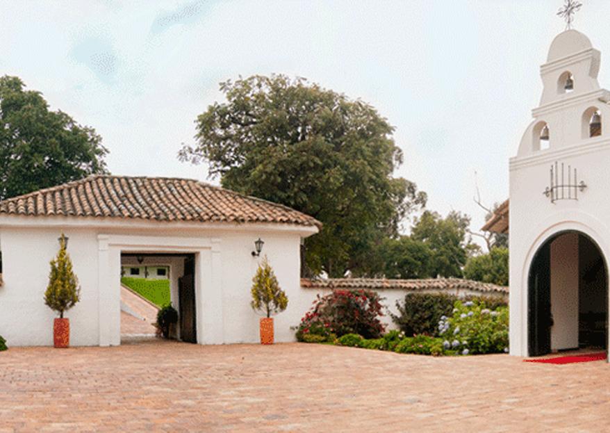 El primer día de tu matrimonio en Hacienda San Carlos