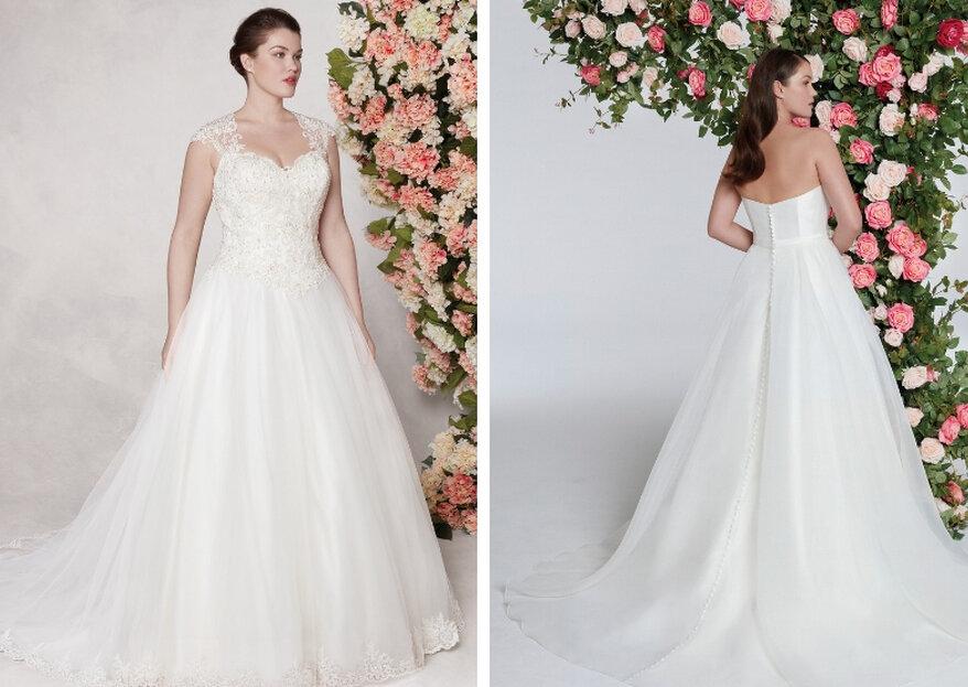 Sincerity Bridal y Sweetheart Gowns Collections: ¡vestidos preciosos para cada mujer!