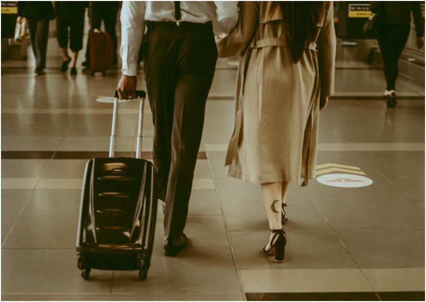 ¿Qué debes llevar para tu luna de miel? Los SÍ y NO de una maleta perfecta