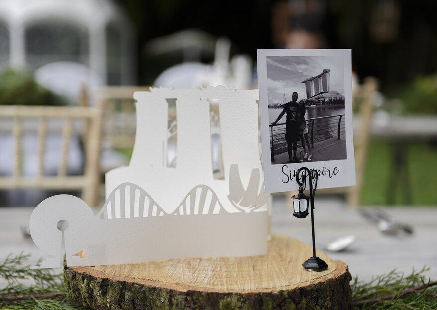 Los 8 recuerdos de boda más creativos para invitados. ¡Sorpréndelos en tu día!