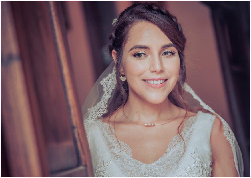 Cómo escoger las joyas de la novia: 5 pasos para irradiar elegancia