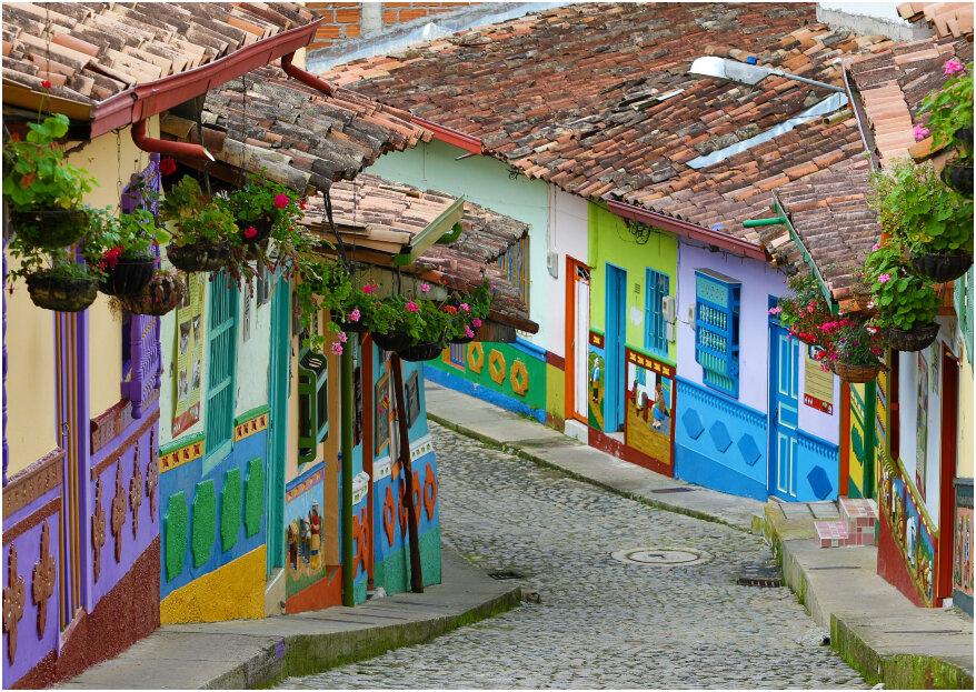 Los 25 pueblos más lindos de Colombia para ir en pareja: ¡belleza y variedad!