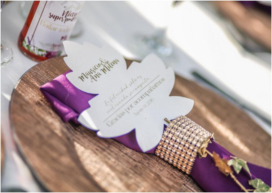 Cómo agradecer a los invitados de tu boda: ¡5 claves para emocionarlos!
