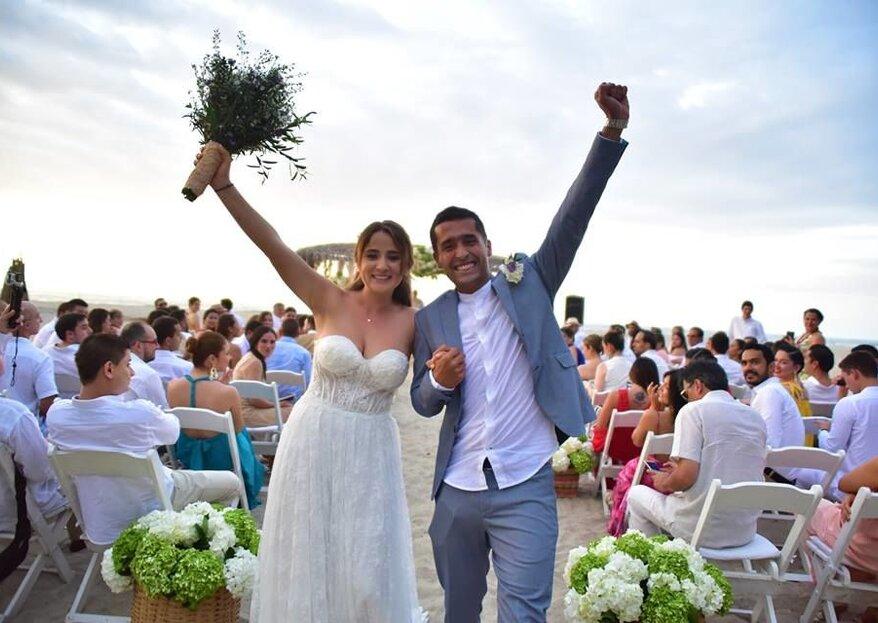 Hotel Playa Bonita: tu boda con la belleza de la Sierra Nevada de Santa Marta