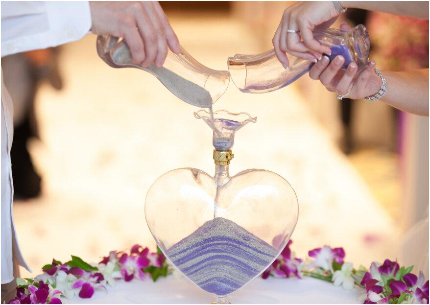 Matrimonio simbólico: qué es, cómo funciona, cuáles existen