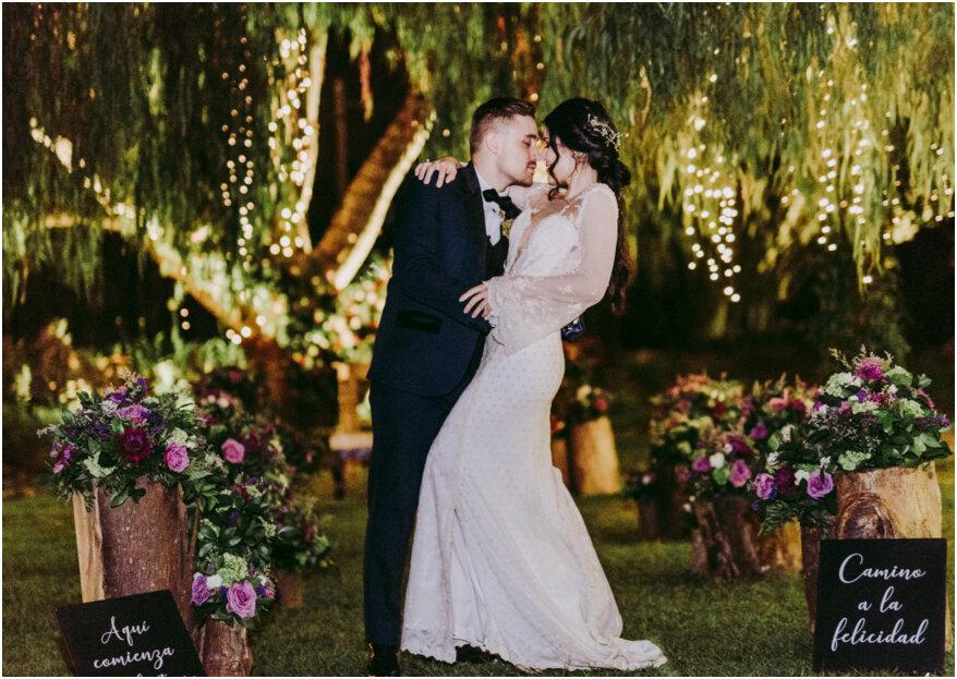Cómo escoger el estilo de tu boda: ¡4 tips para tomar esta decisión!