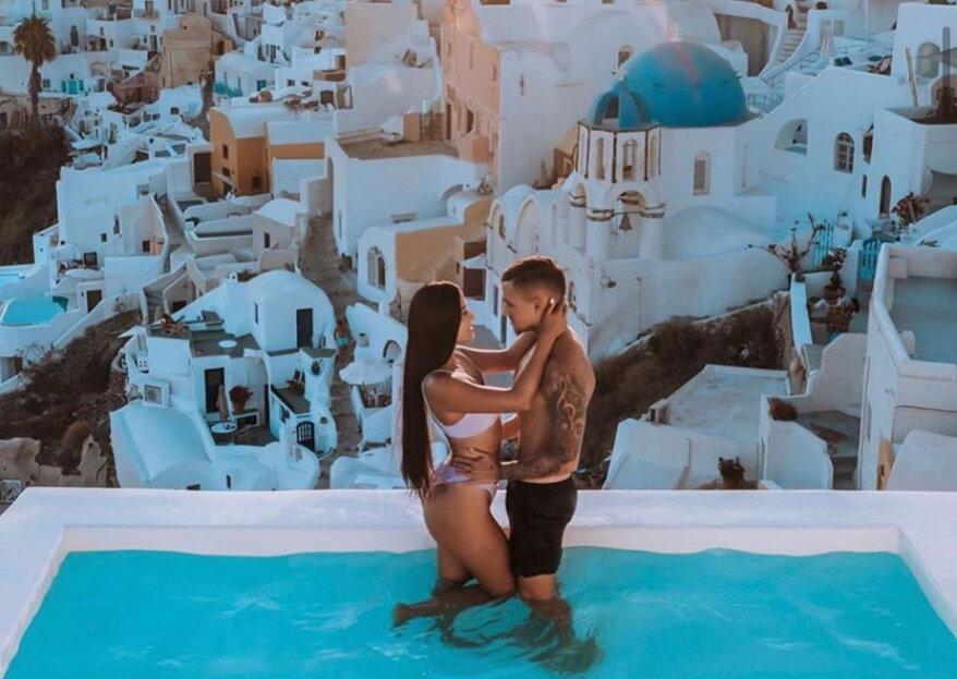 Luna de miel en Europa: conoce estos 3 destinos, ¡te enamorarán!