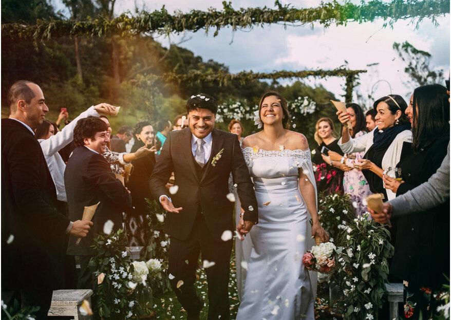 La lista de invitados para tu boda: ¡hazla con estos 5 pasos!