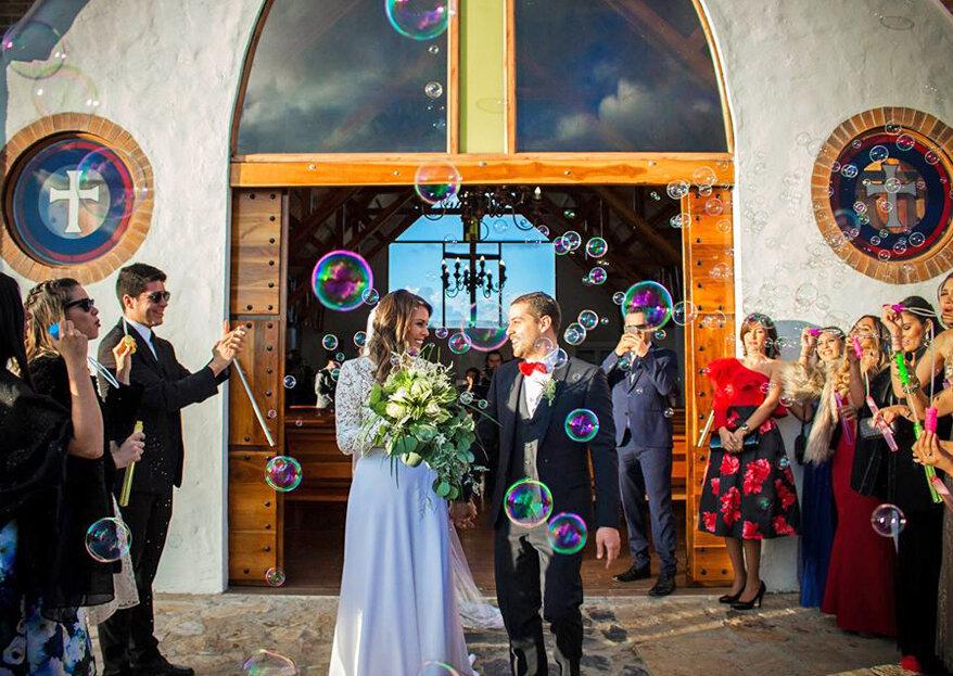 Bodas con creatividad, diseño y mucho amor de la mano de Tata Guzman - Wedding Planner
