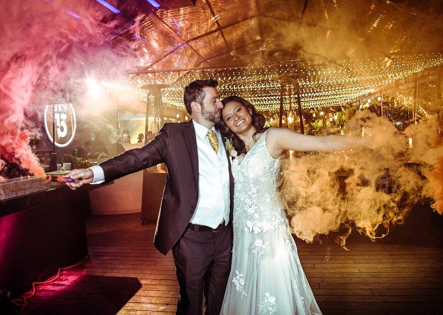 Las bodas petit del Hotel Hilton Bogotá: ¡la solución perfecta!