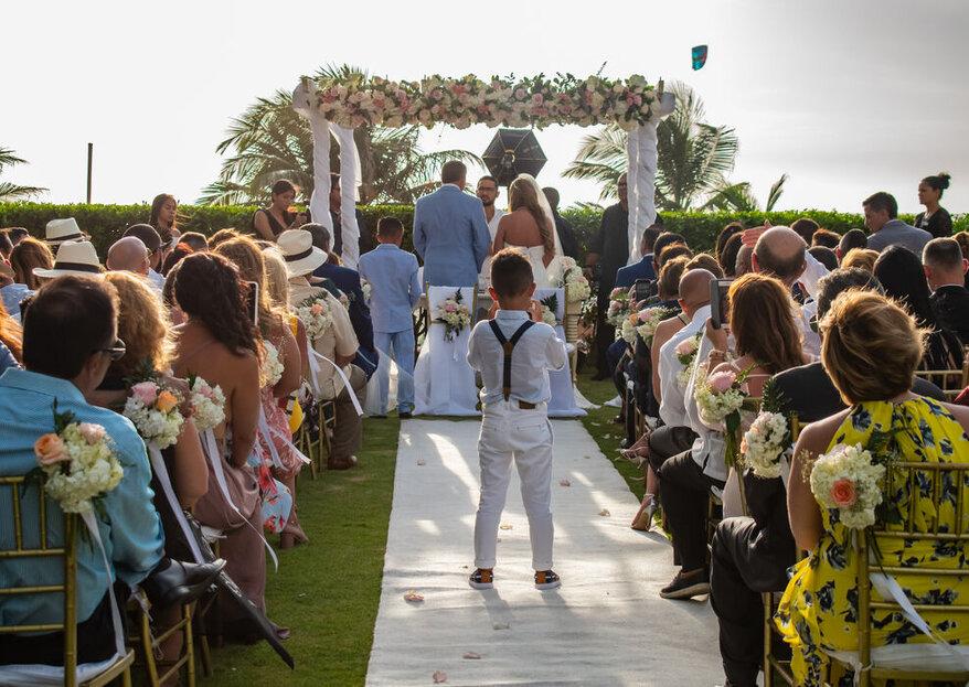 Vive una boda con vista al mar en Holiday Inn Cartagena Morros