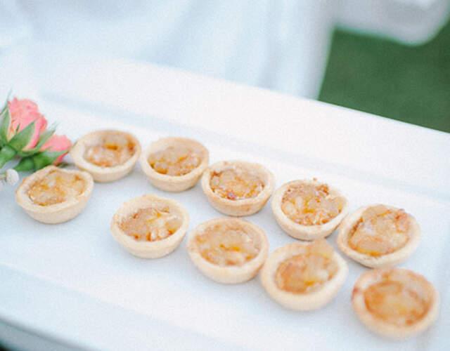 Menú para matrimonios en Quindío