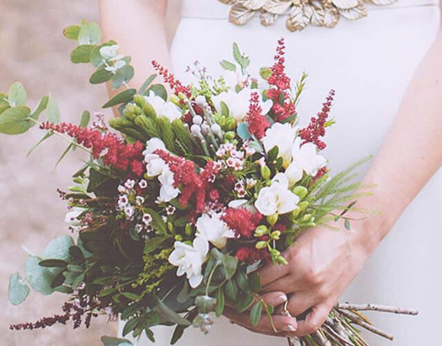 Floristerías para bodas en Santander