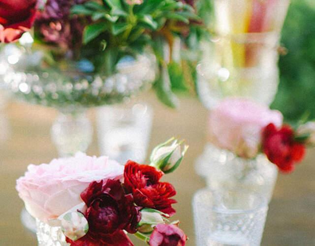 Decoración para bodas en Villa de Leyva