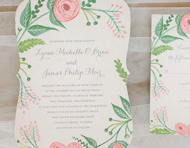 Invitaciones para bodas en Tolima