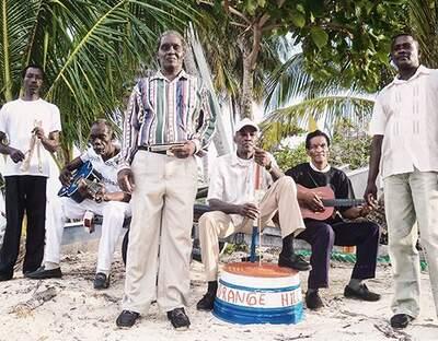 Orange HILL (Mento & Calypso Music Group)
